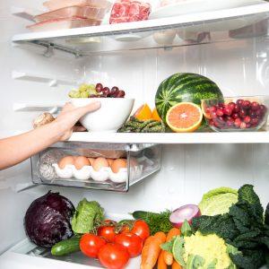 Stocker ses aliments au réfrigérateur