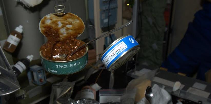 Vie dans l'espace : impacts métaboliques et nutritionnels