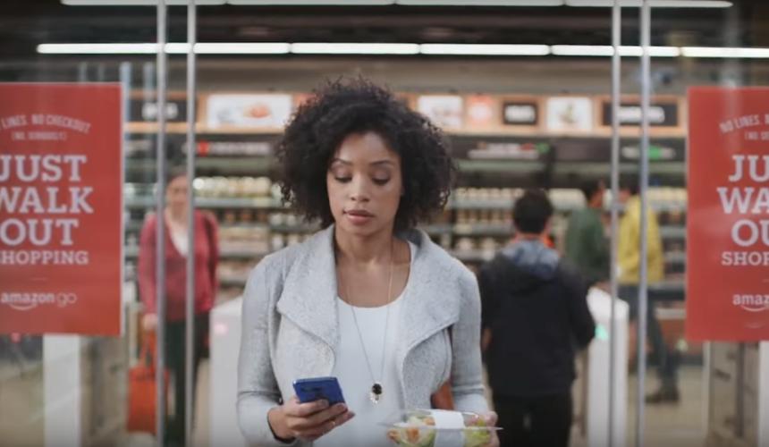 Amazon Go : Vers une révolution de la grande distribution ?