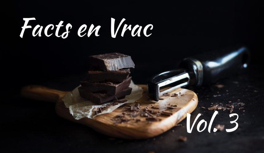 Facts en Vrac, Vol. 3