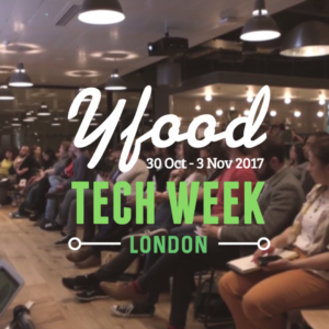 Yfood Tech Week London