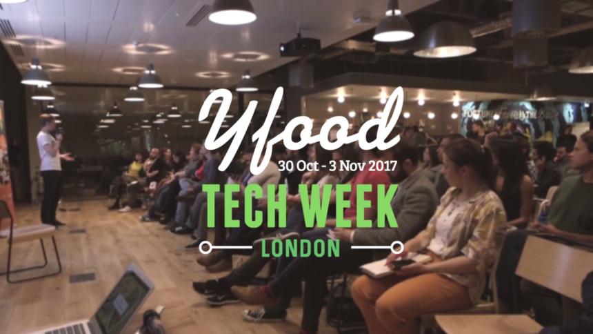 Yfood Tech Week London