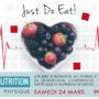 Ce samedi à Lille, retrouvez le Salon de la nutrition et de l'activité physique 2018